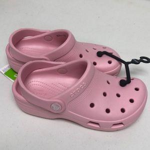 Girls Classic Crocs, NWT, Size 1